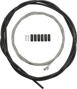 Shimano Road Shift Cable Set Galv Black