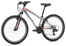 "Mongoose Men's Rockadile 26"" Wheel Mountain Bike, Metallic S"