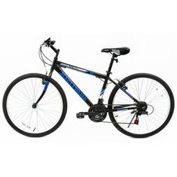 26'' Mountain Bike 18 Speed  Hybrid Bike Front Suspension Bi