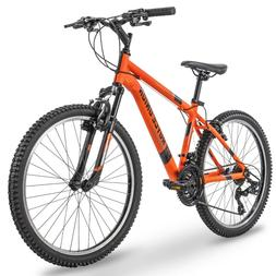 "24"" Royce Union RTT Mens 21-Speed Mountain Bike, Aluminum Fr"