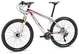 "Schwinn Men's Meteore Expert Mountain Bicycle, White, 22""/X-"