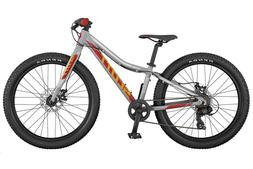 Scott Scale Junior 24 Plus 2017 Kids Mountain Bike Silver