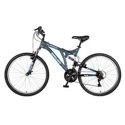 scrambler suspension mountain bike