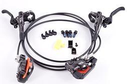 JGbike Shimano XT M8000 Brakes Set,MTB Hydraulic disc Brake