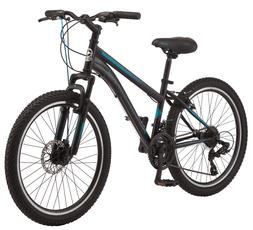 Schwinn Sidewinder Mountain Bike, 24-inch wheel, 21 speeds A