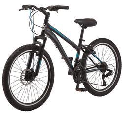 Schwinn Sidewinder Mountain Bike, 24-inch wheel, 21 speeds A