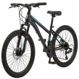 Schwinn Sidewinder mountain bike, 24-inch wheels, 21 speeds,