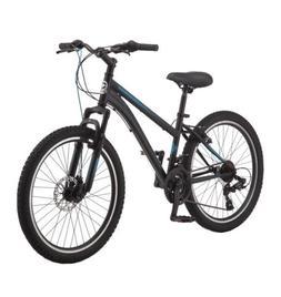 Schwinn Sidewinder Mountain Bike, 24-inch wheels, girls fram