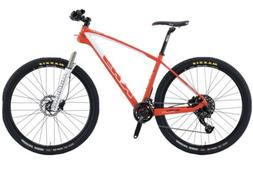 sixfifty 700 mountain bike carbon new 2016