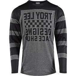 Troy Lee Designs Skyline Long-Sleeve Jersey - Men's Checker