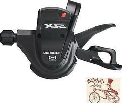 SHIMANO SLX RapidFire Plus Mountain Bicycle Shifter - SL-M67