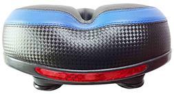 Soft Gel Bike Seat TB Bicycle Suspension Cruiser Saddle Bicy