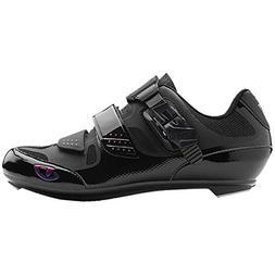 Giro Solara II Womens Road Cycling Shoes Black 39