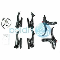 Avid Speed Dial 7 Bicycle Brake Lever Set