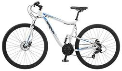 Mongoose Status 2.6 Men's 18 Mountain Bike, 18-Inch/Medium,
