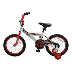 Upland Storm Boys Bike Kids 16 Inch Wheel Smooth Ride Steel