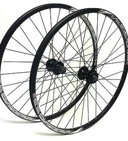 "Sun Inferno 23 26"" Wheel set Formula 6-Bolt Disc QR Hubs B"