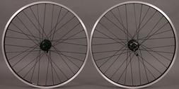 "Sun Rhyno Lite 26"" Mountain Bike Wheelset Shimano Deore Disc"