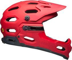 Bell Super 3R MIPS Helmet Matte Hibiscus, L