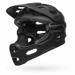 Bell Super 3R MIPS Helmet Mt Blk/Gry MD