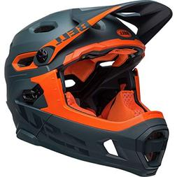 Bell Super DH MIPS Helmet Matte/Gloss Slate/Orange, L