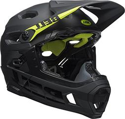 Bell Super DH Mips Matte Gloss Black Mountain Bike Helmet Si