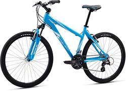 Mongoose Women's Switchback Comp Mountain Bike, Cyan