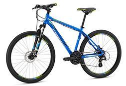 "Mongoose Men's Switchback Comp 27.5"" Wheel, Blue, 20 inch /"