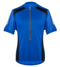AERO|TECH|DESIGNS Tall Mens Elite Coolmax Cycling Jersey - M