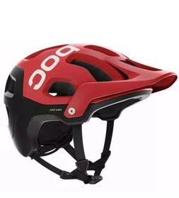 POC Tectal Mountain Bike Helmet prismane red Size MLG