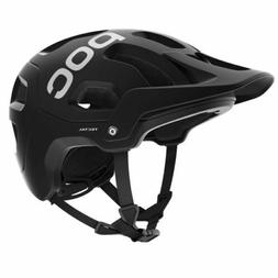 POC Tectal Mountain Bike Helmet Uranium Black Size MLG