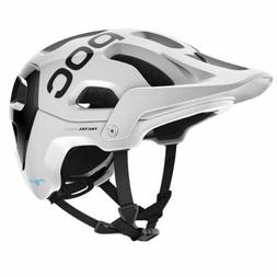 POC Tectal Race Spin Mountain Bike Helmet Hydrogen White/Ura