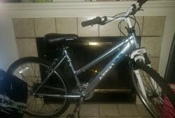 "KENT TERRA 2.6 26"" Mountain Bike 21 Speed SILVER GRAY NEW"