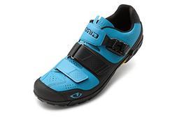 Giro Terraduro MTB Shoes Blue Jewel/Black 46