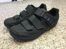 Giro Terraduro Men's Size EU 42 MTB Cycling Shoes 9 US Black