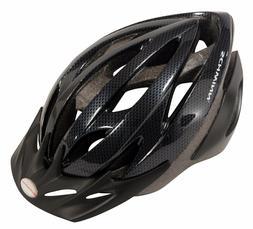 Schwinn Thrasher Carbon Fiber-Look Helmet, Adult