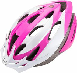 Schwinn Women's Thrasher Helmet, Pink/Purple