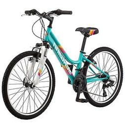 "Schwinn Girls High Timber Mountain Bicycle, 13""/One Size, Te"