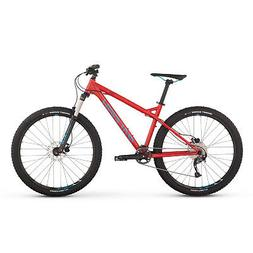 Raleigh Bikes Tokul 2 Mountain Bike, Red, 19 /Large