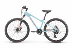 Raleigh Bikes Tokul 24 Kids Mountain Bike for Boys & Girls Y