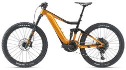 Giant Trance E+ 1 Pro Ebike Fox Yamaha E Bicycle Bike MTB Pe