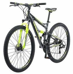 "Schwinn Traxion Mountain Bike, 29"" Wheels, 18"" Frame, Grey"