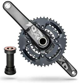 Sram Truvativ X0 Mountain Bike Carbon Crankset 44-33-22 3x10