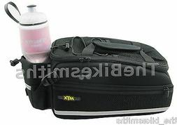 Topeak TT9646B MTX EX Rigid Trunk Rack Bike Bag QuickTrack S