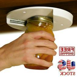 Jar Opener Under Kitchen Cabinet Counter Top Lid Remover Art