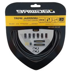 Jagwire Universal Sport Brake Kit , Black