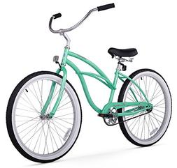 Firmstrong Urban Lady Single Speed, Mint Green - Women's 26