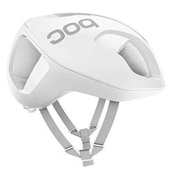 POC Ventral Spin, Cycling Helmet, Hydrogen White Matte, L