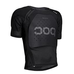 POC - VPD Air+ Tee, Mountain Biking Armor, Uranium Black, M
