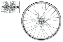 Wheel Master 16 x 1.75 Coaster Brake Rear Wheel, 28H, Steel,